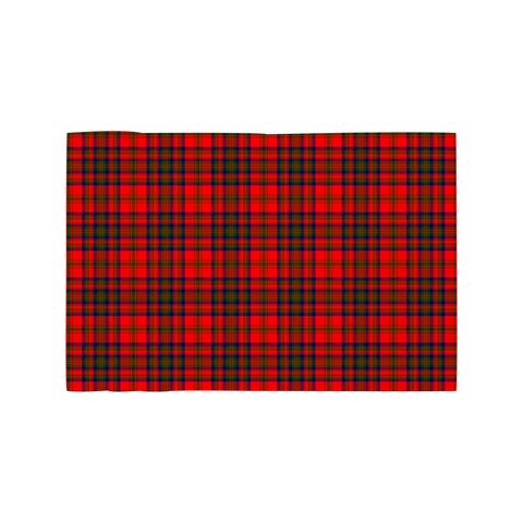 Matheson Modern Clan Tartan Motorcycle Flag