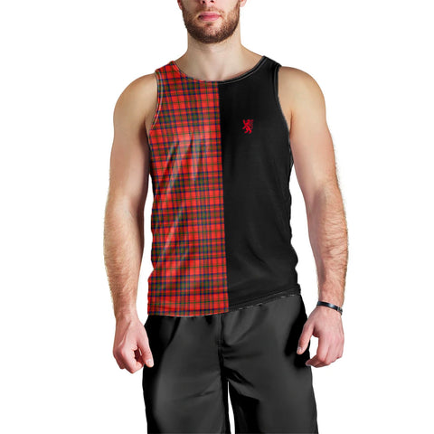 Image of Matheson Modern Clan Tank Top Lion Rampant