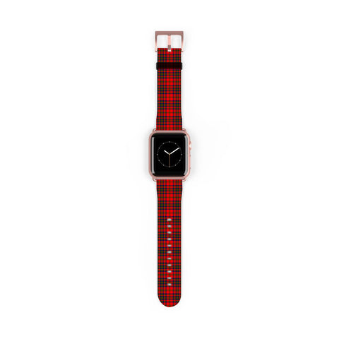 Image of Matheson Modern Scottish Clan Tartan Watch Band Apple Watch