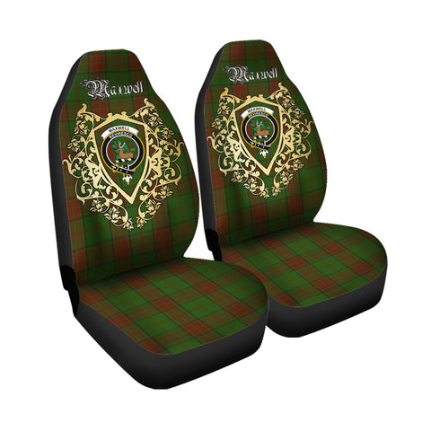 Image of Maxwell Hunting Clan Car Seat Cover Royal Sheild