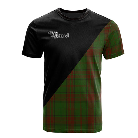 Maxwell Hunting Clan Military Logo T-Shirt