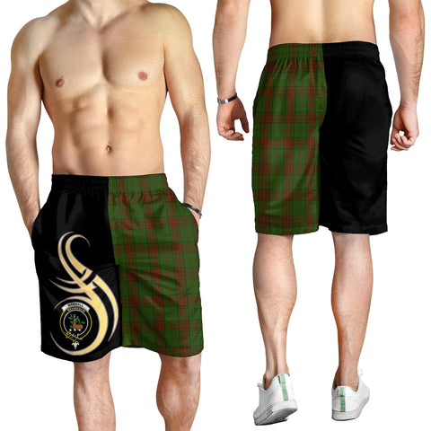 Image of Maxwell Hunting Clan Believe In Me Men Short