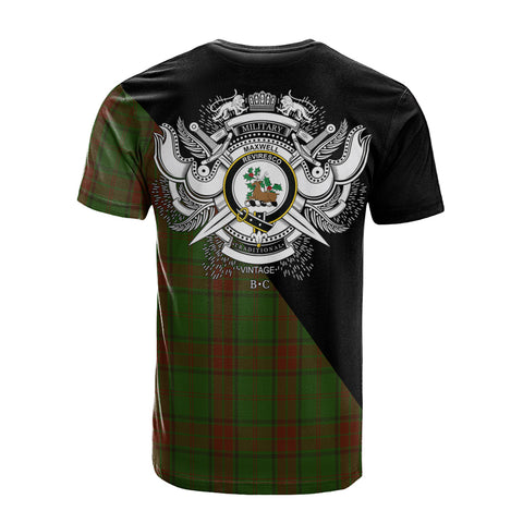 Image of Maxwell Hunting Clan Military Logo T-Shirt K23
