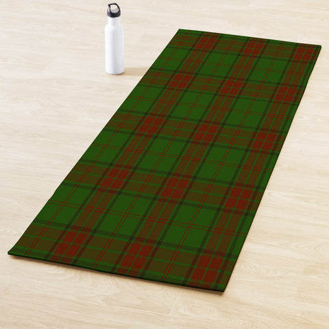 Image of Maxwell Hunting Clan Tartan Yoga mats