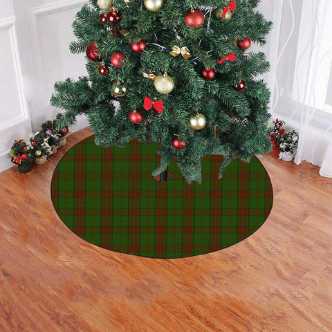 Maxwell Hunting Tartan Tree Skirt Christmas