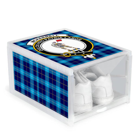 McKerrell Clan Crest Tartan Scottish Shoe Organizers