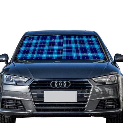 McKerrell Clan Tartan Scotland Car Sun Shade 2pcs