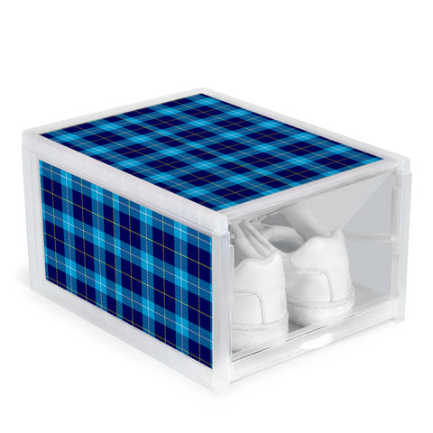 McKerrell Clan Tartan Scottish Shoe Organizers