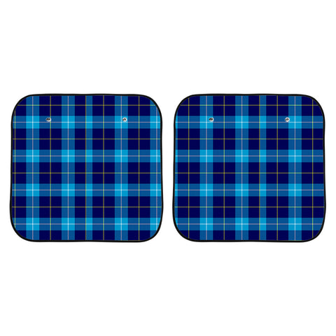 McKerrell Clan Tartan Scotland Car Sun Shade 2pcs K7