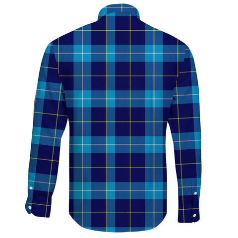 McKerrell Tartan Clan Long Sleeve Button Shirt A91