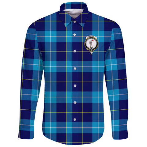 McKerrell Tartan Clan Long Sleeve Button Shirt | Scottish Clan