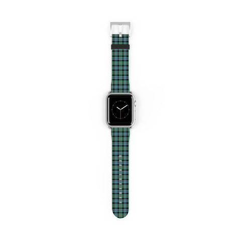 Melville Scottish Clan Tartan Watch Band Apple Watch
