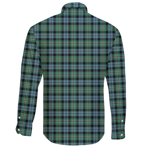 Melville Tartan Clan Long Sleeve Button Shirt A91