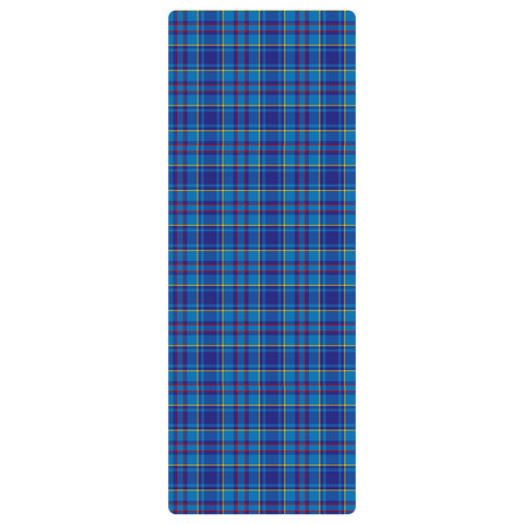Image of Mercer Modern Clan Tartan Yoga mats