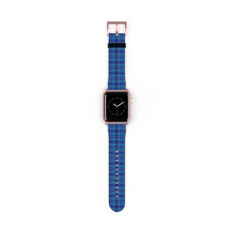 Mercer Modern Scottish Clan Tartan Watch Band Apple Watch