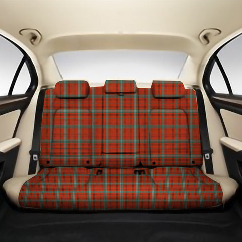 Morrison Red Ancient Tartan Back Car Seat Covers A7