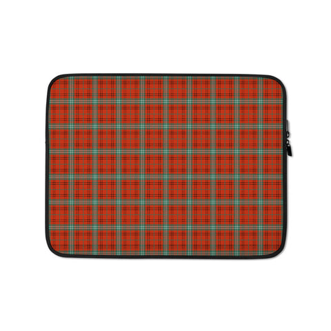 Morrison Red Ancient Laptop Sleeve