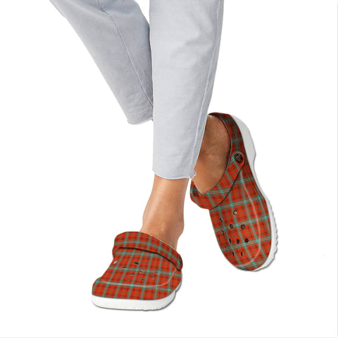 Image of Morrison Red Ancient Crocs K7 - Outfit