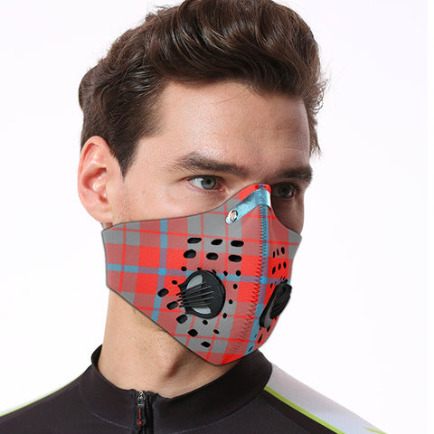 Image of Moubray Tartan Dust-proof Sports Masks ( Model 1) - TH88 (USA Shipping Line)