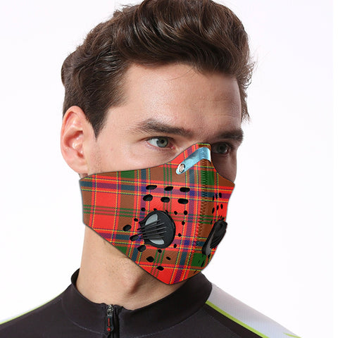 Munro Modern Tartan Dust-proof Sports Masks ( Model 1) - TH88 (USA Shipping Line)
