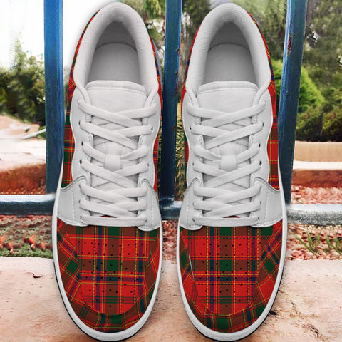 Munro Modern Tartan Low Sneakers (Women's/Men's) A7