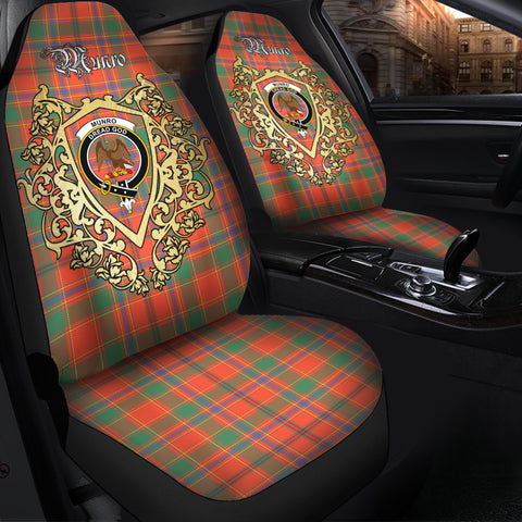 Image of Munro Ancient Clan Car Seat Cover Royal Sheild