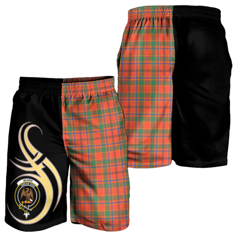 Image of Munro Ancient Clan Believe In Me Men Short