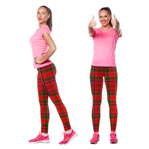 Image of Munro Modern Tartan Leggings | Scottishclans.co