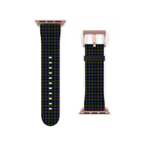 Murray of Atholl Modern Scottish Clan Tartan Watch Band Apple Watch