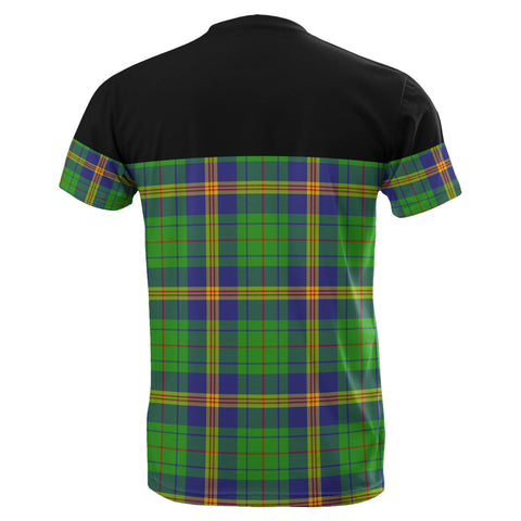 Tartan Horizontal T-Shirt - New Mexico - BN