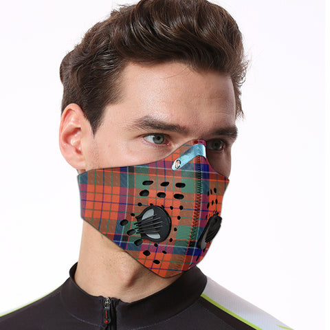 Nicolson Ancient Tartan Dust-proof Sports Masks ( Model 1) - TH88 (USA Shipping Line)