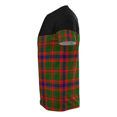 Tartan Horizontal T-Shirt - Nithsdale District - BN