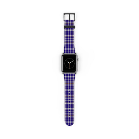 Ochterlony Scottish Clan Tartan Watch Band Apple Watch