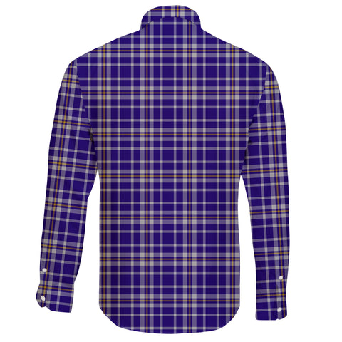 Ochterlony Tartan Clan Long Sleeve Button Shirt A91