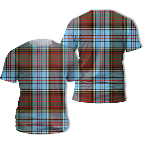 Anderson Ancient Tartan All Over Print T-Shirt | Scottishclans.co