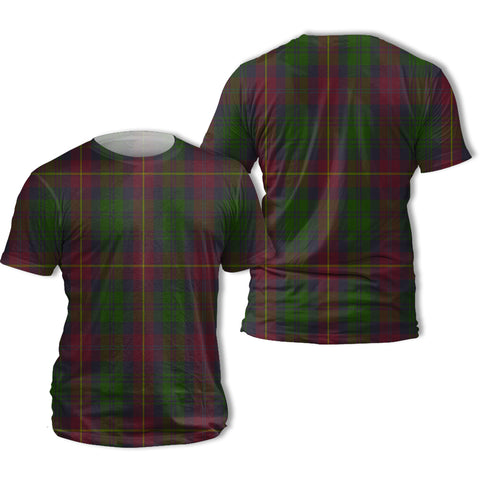 Cairns Tartan All Over Print T-Shirt | Scottishclans.co
