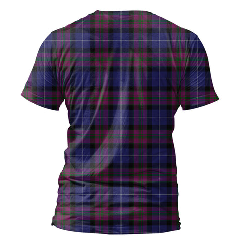 Pride of Scotland Tartan All Over Print T-Shirt K7