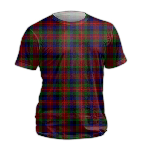 Tennant Tartan All Over Print T-Shirt K7
