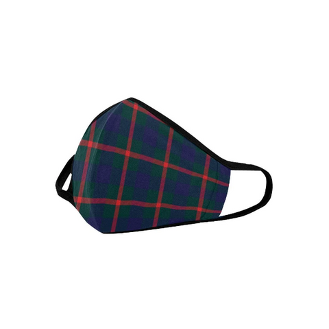 Agnew Modern Tartan Mouth Mask Inner Pocket K6 (Combo)