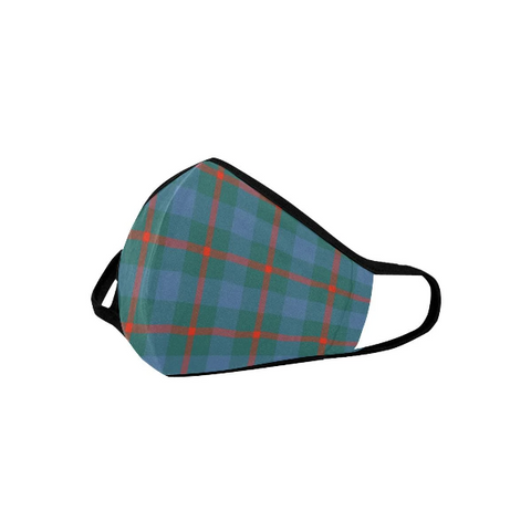 Agnew Ancient Tartan Mouth Mask Inner Pocket K6 (Combo)