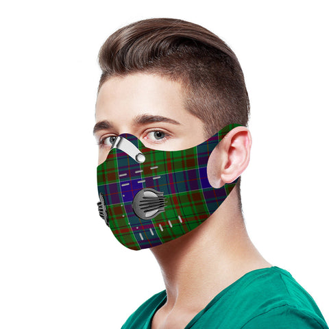 Adam Tartan Dust-proof Sports Masks