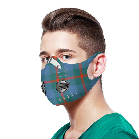 Agnew Ancient Tartan Dust-proof Sports Masks