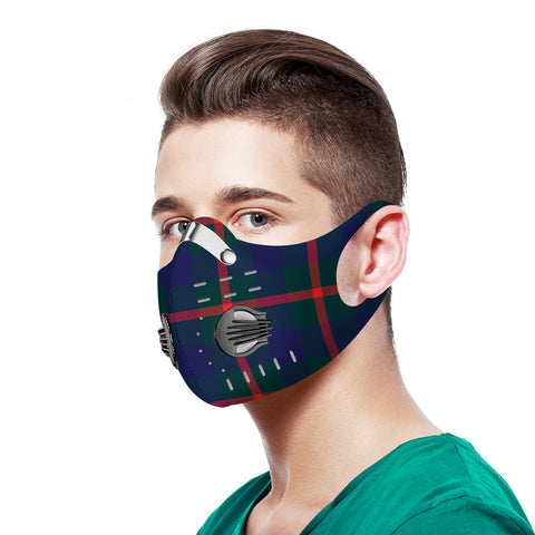 Agnew Modern Tartan Dust-proof Sports Masks