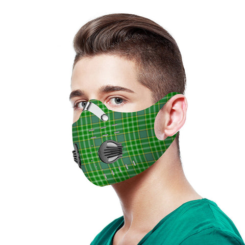 Currie Tartan Dust-proof Sports Masks