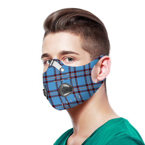 Elliot Ancient Tartan Dust-proof Sports Masks