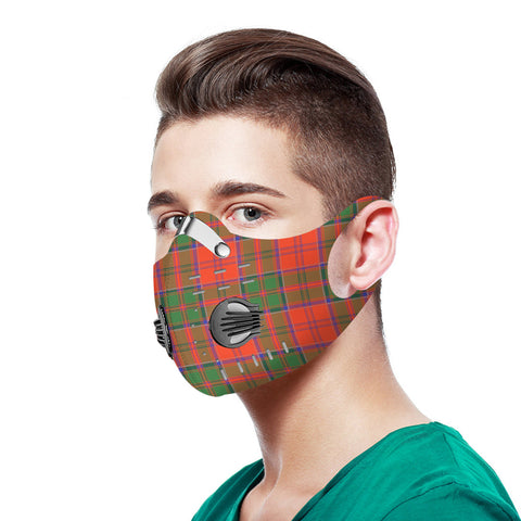 Grant Ancient Tartan Dust-proof Sports Masks