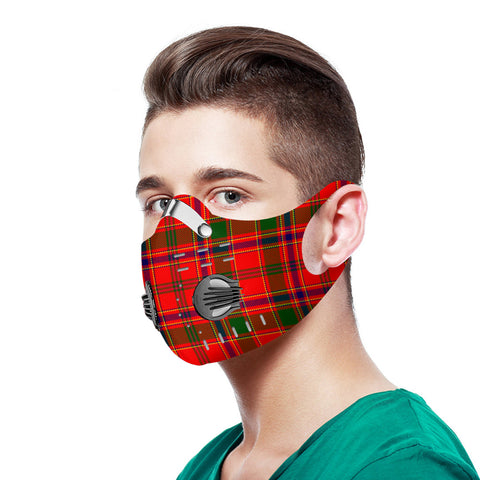 Munro Modern Tartan Dust-proof Sports Masks
