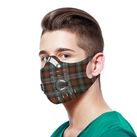Murray of Atholl Weathered Tartan Dust-proof Sports Masks