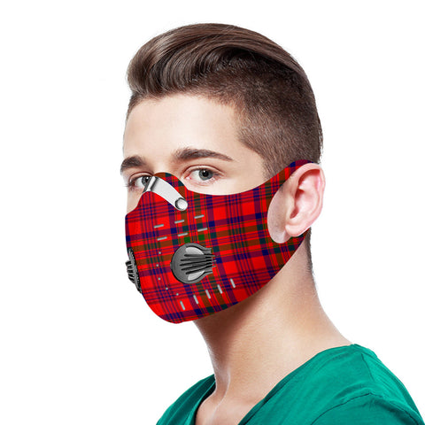Murray of Tulloch Modern Tartan Dust-proof Sports Masks