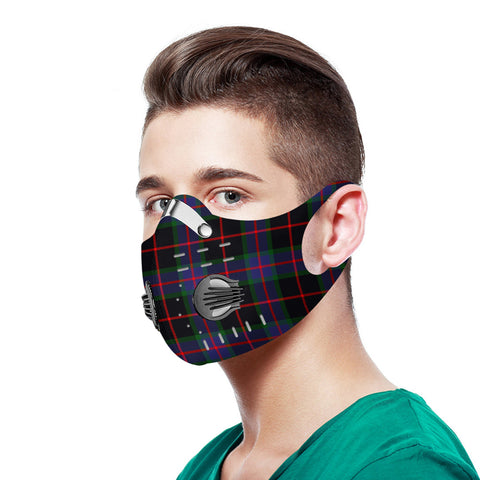 Nairn Tartan Dust-proof Sports Masks